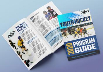 Youth Hockey Brochure