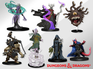 Dungeons & Dragons Collectible Miniatures