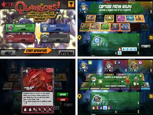 Quarriors Mobile Game