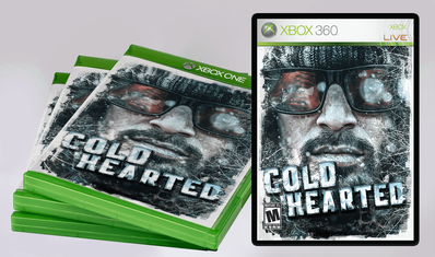 XBox Game Cover - Cold Hearted