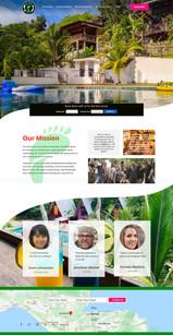 Greengos Hostel Website