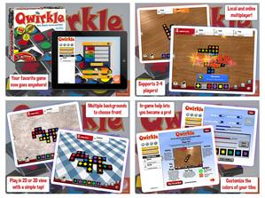 Qwirkle iOS Game