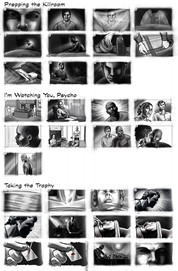 Dexter: The Game Storyboard Examples