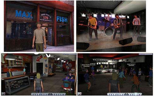 Virtual Lower East Side Demo