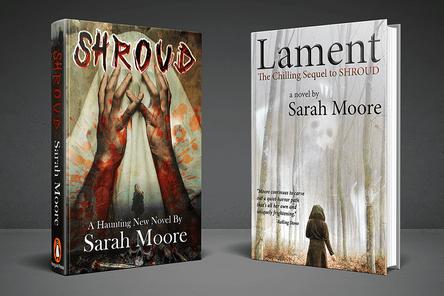 Horror Novel Covers