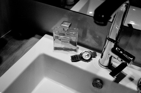 Perfume and a Watch, 2018