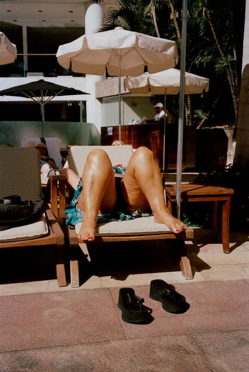 The sun Bather, 2019