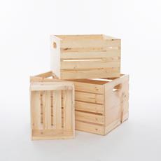 Caisse de bois