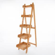Étagère échelle en bois