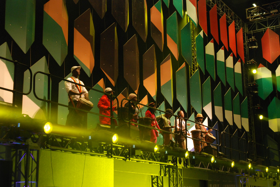 FIFA WORLDCUP 2010 OPENING CONCERT