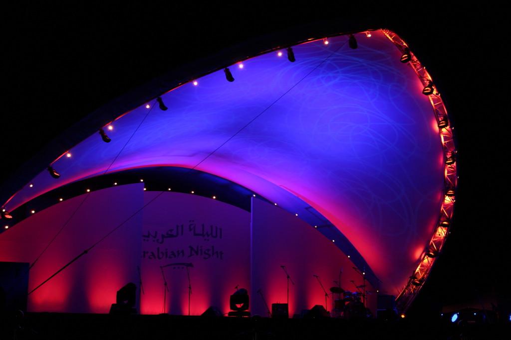 ARABIAN NIGHTS - 2011