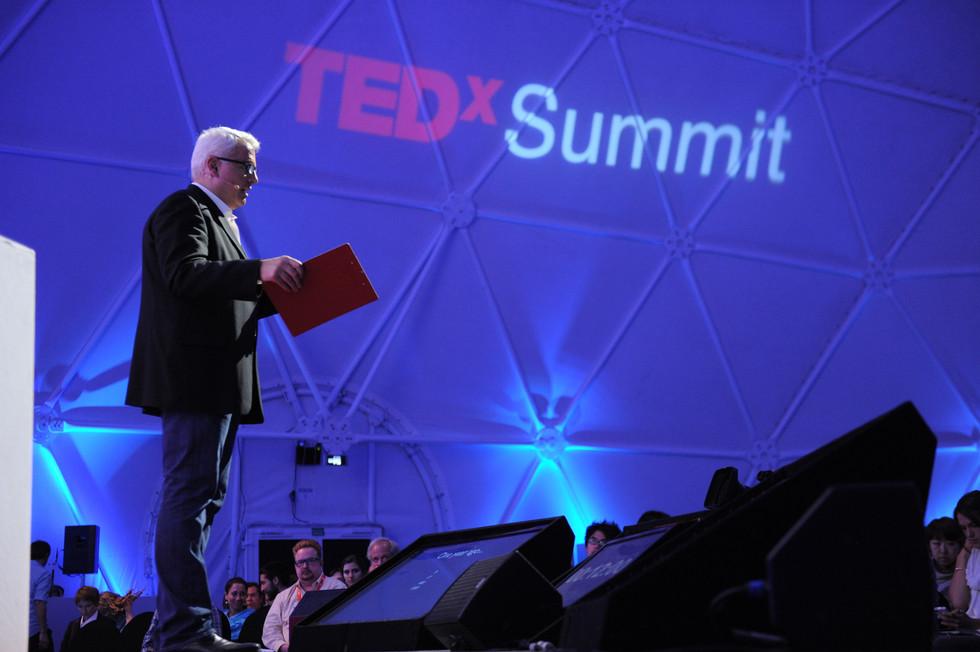 TEDx SUMMIT - 2012