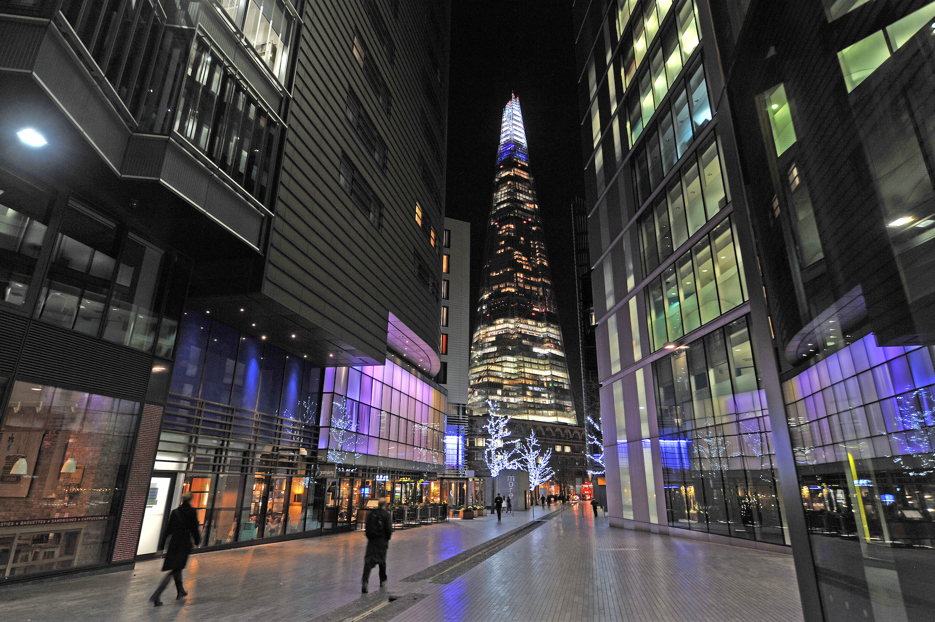 THE SHARD CHRISTMAS - LONDON