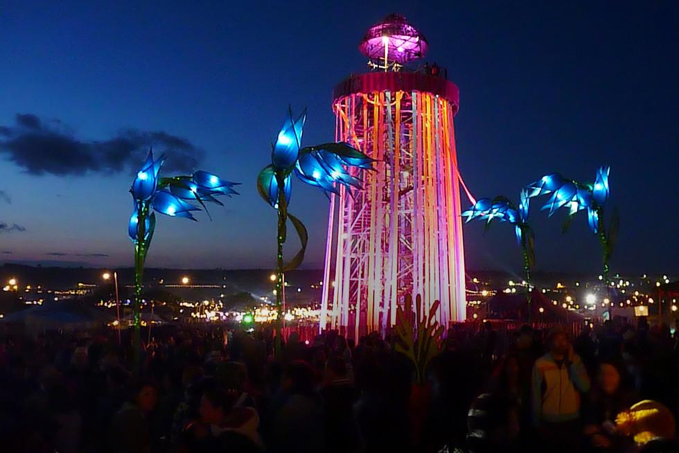 GLASTONBURY FESTIVAL - 2010