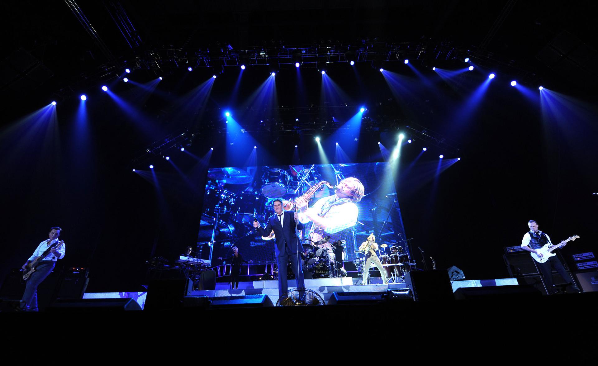 SPANDAU BALLET - REUNION TOUR - 2010