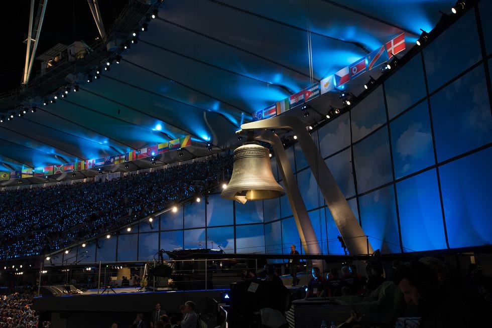 LONDON 2012 OLYMPICS - OPENING CEREMONY
