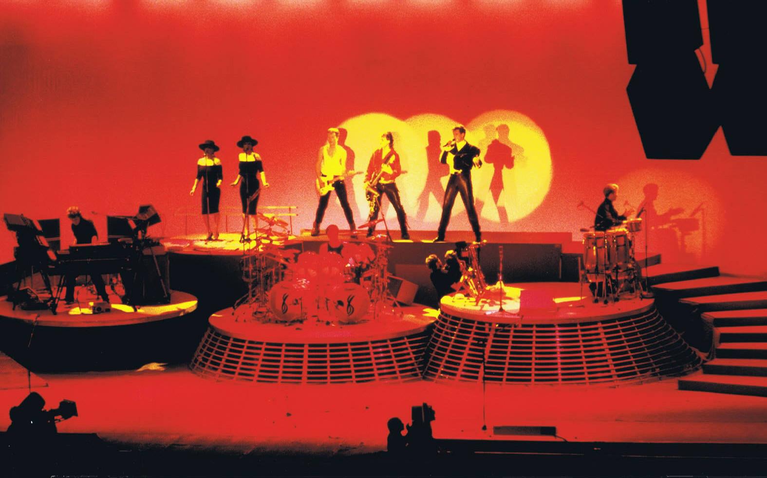 SPANDAU BALLET - 1989