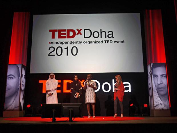 TEDx WOMEN - 2010