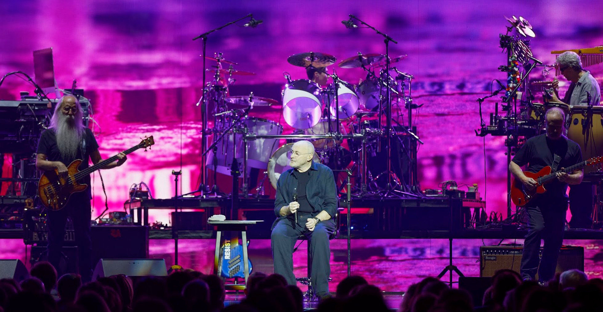 PHIL COLLINS - ROYAL ALBERT HALL