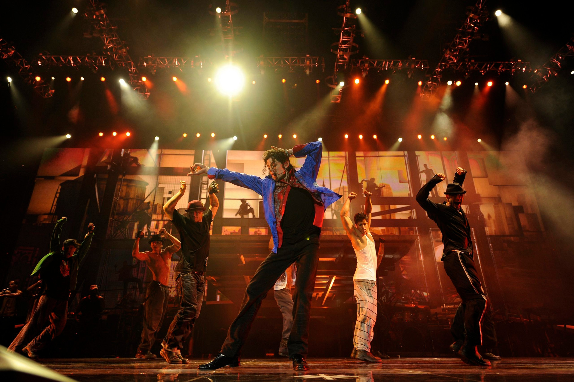 MICHAEL JACKSON - THIS IS IT - 2009