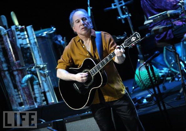 PAUL SIMON - 2008