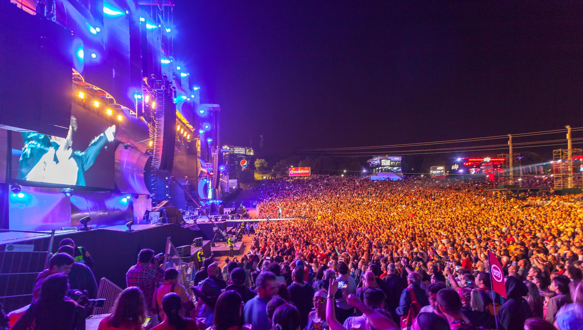 ROCK IN RIO - WORLDWIDE