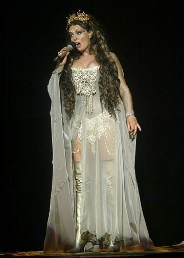 SARAH BRIGHTMAN - 2003