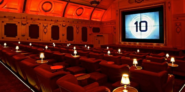 THE ELECTRIC CINEMA - NOTTING HILL GATE