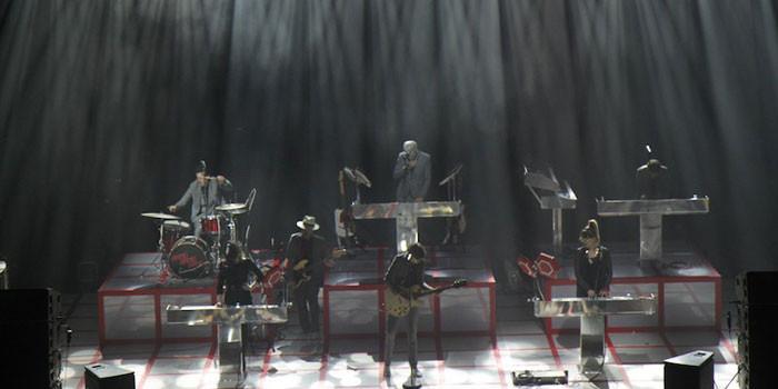 MARK RONSON - UK TOUR - 2010
