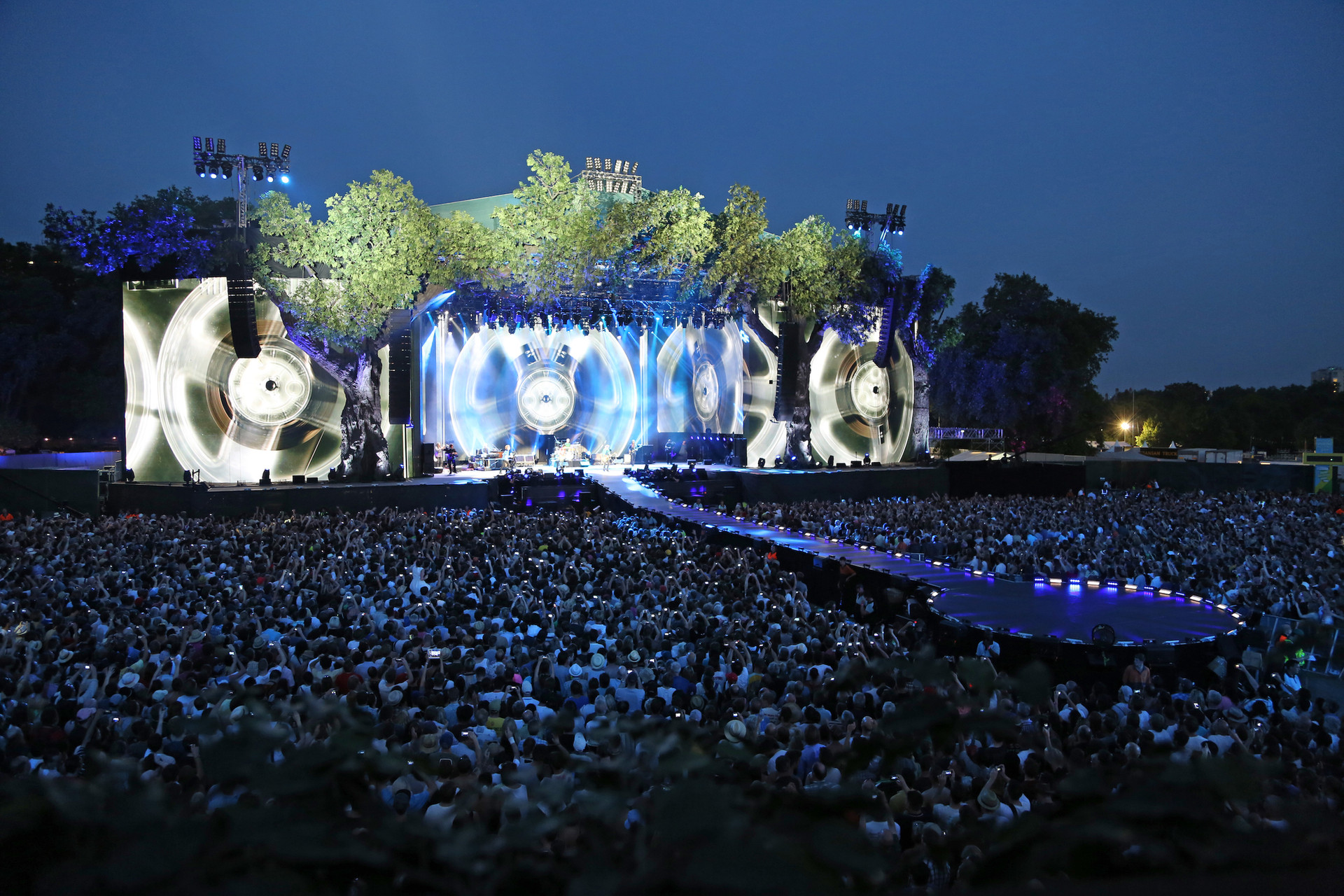THE ROLLING STONES - HYDE PARK - 2013