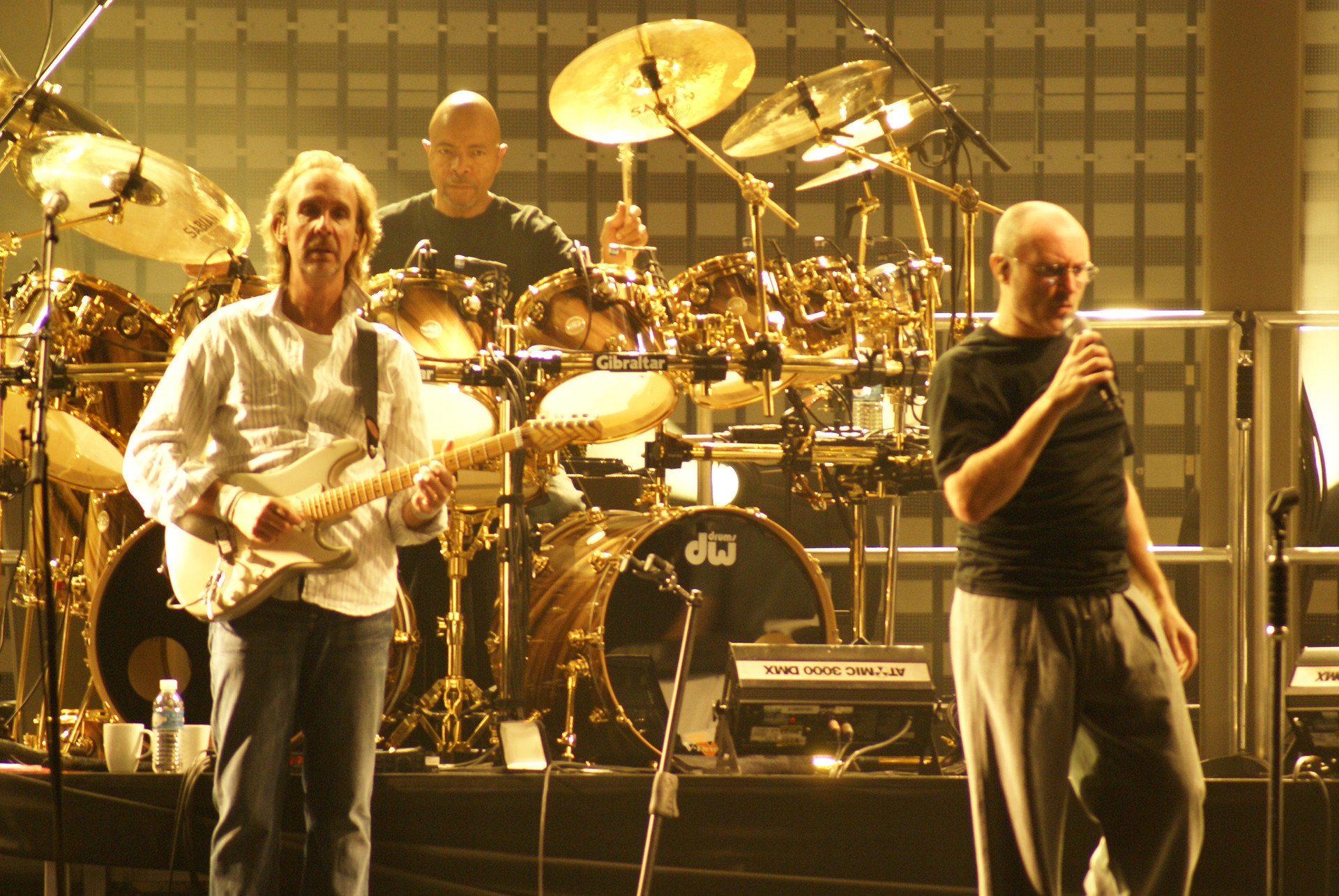 GENESIS - TURN IT ON AGAIN - 2007