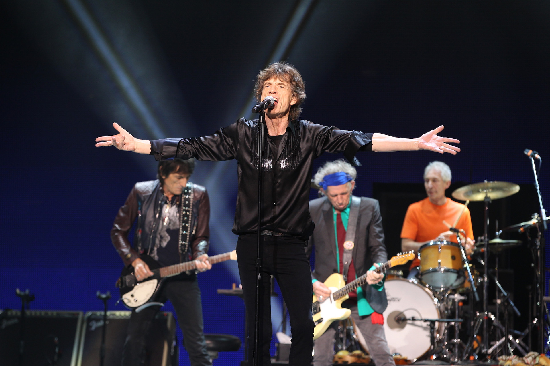 THE ROLLING STONES - 2013