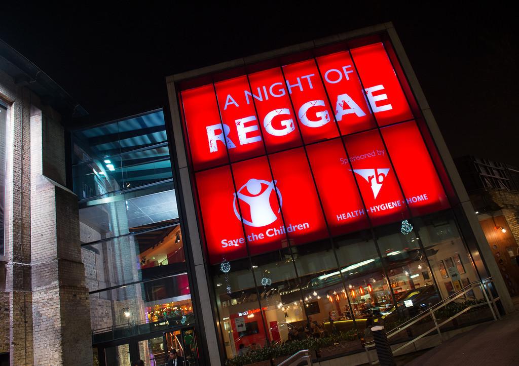 SAVE THE CHILDREN 2014 - NIGHT OF REGGEA