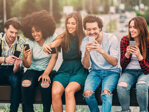 GENERATION Z DOESN'T ALWAYS WANT TO HEAR FROM YOU