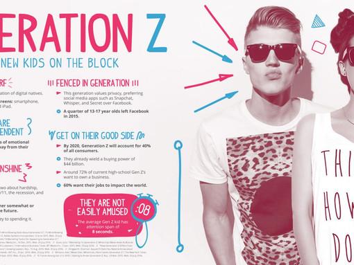 WHY GENERATION Z LOVES YOUTUBE.