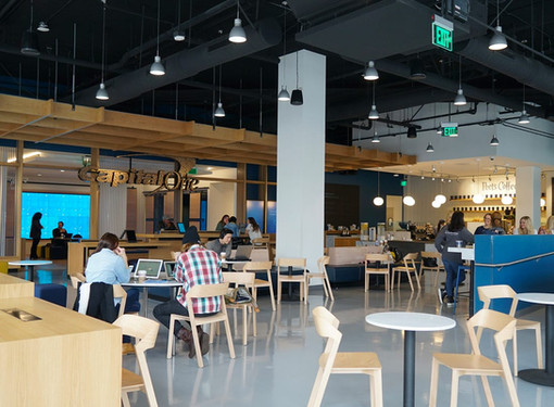 DIGITAL TECHNOLOGIES COULD TURN BANK BRANCHES INTO COFFEE SHOPS