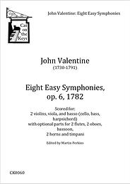John Valentine - Eight Easy Symphonies