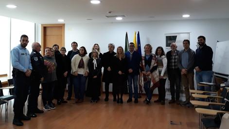 12.12.2019   Adesão da Nazaré ao  NSCCP – Decl. Noite Saudável das Cidades do Centro de Portugal