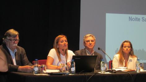 12.9.2018 | Sessão de apresentação do NSCCP em Leiria