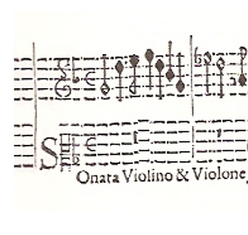 Backing Track: Cima - Sonata a2 in G minor