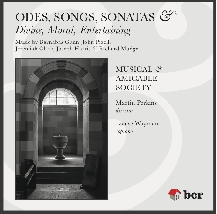'Odes, Songs, Sonatas, &c' CD 2012