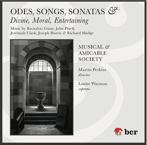 CD: Odes, Songs, Sonatas, &c.
