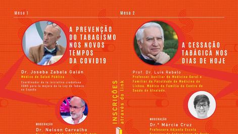 27.10.2020 – 10:00h | Tabaco… Ao Centro da Discussão