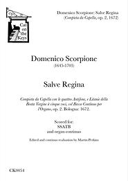 Scorpione - Salve Regina. Digital Download.