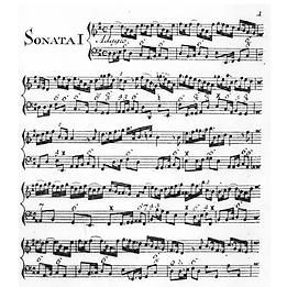 Backing Track - Bigaglia: Sonata in D major, op 1, no 1