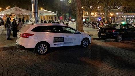 14.10.2020 | Acção de Sensibilização organizada pela Polícia de Segurança Pública em Coimbra