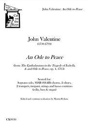 John Valentine - Ode to Peace