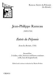 Rameau - Entrée du Polymnie. Digital Download.