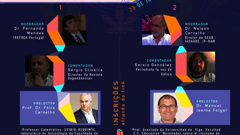 6.2020 | Conferência em linha – Cannabis… ao centro da discussão – comunicações