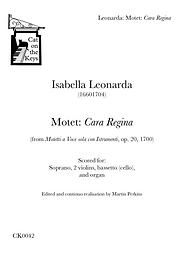 Leonarda - Cara Regina. Digital Download.
